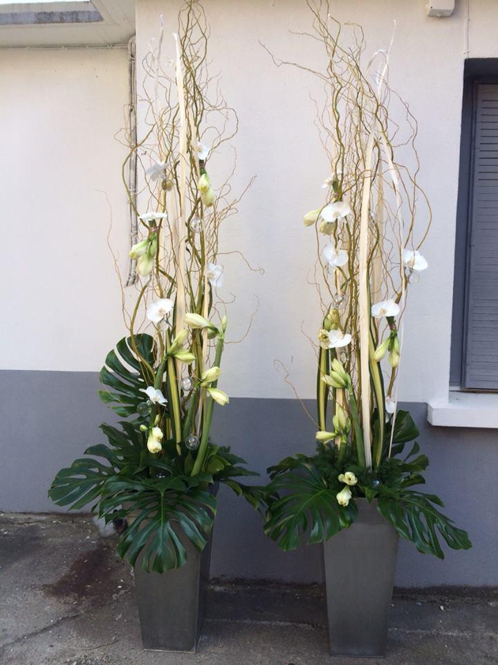 D coration florale pour v nement priv e vente de fleurs for Designs east florist interior