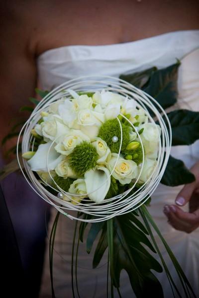 bouquets de mari e tendance lyon 2016 vente de fleurs et bougies meyzieu fleurs et style. Black Bedroom Furniture Sets. Home Design Ideas