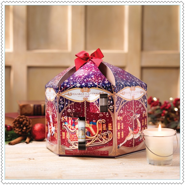 coffret cadeau pour no l yankee candle villeurbanne et. Black Bedroom Furniture Sets. Home Design Ideas